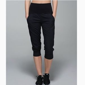 lululemon athletica Pants - Lululemon In Flux crop dance pant